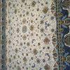 فرش 1200 شانه شاهکار صفویه طرح افشان کرم