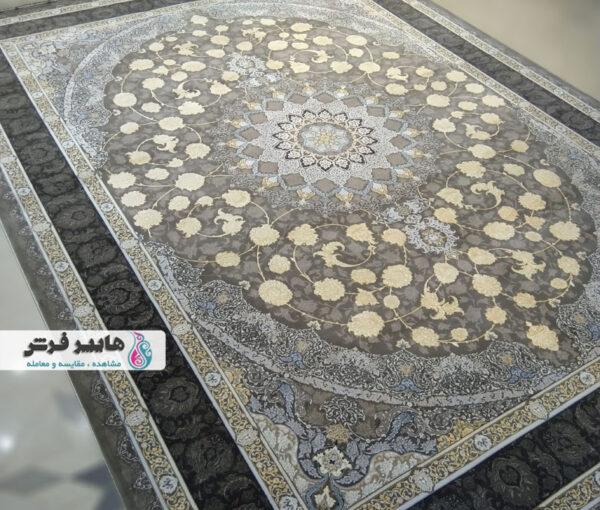 [تصویر:  Gheytaran-rug-Mitra-Gray-1200-0-600x510.jpg]