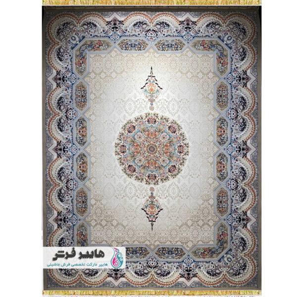 فرش شاهکار صفویه طرح مهرانه فیلی کد 4999